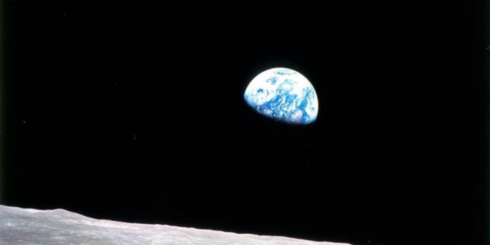 En los próximo 10 años el hombre volverá a pisar la Luna. Foto:Vía nasa.gov