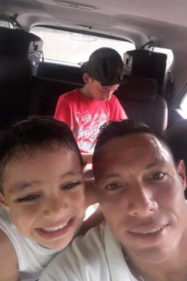 Tienen dos hijos en común. Foto:Vía twitter.com/arzuagatoro24