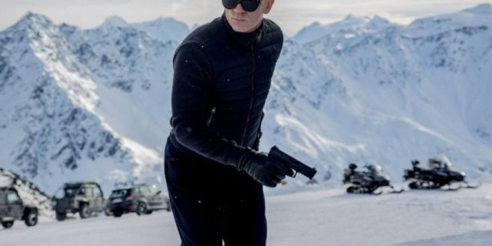 """El estreno mundial de la película del """"agente 007"""" será el próximo 26 de noviembre en Reino Unido y el 6 de noviembre llegará al resto del mundo. Foto:IMDb"""
