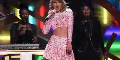 """La cantante ingresó por primera vez a la lista de dicha publicación, tras el estreno de su álbum """"1989"""". Foto:Getty Images"""
