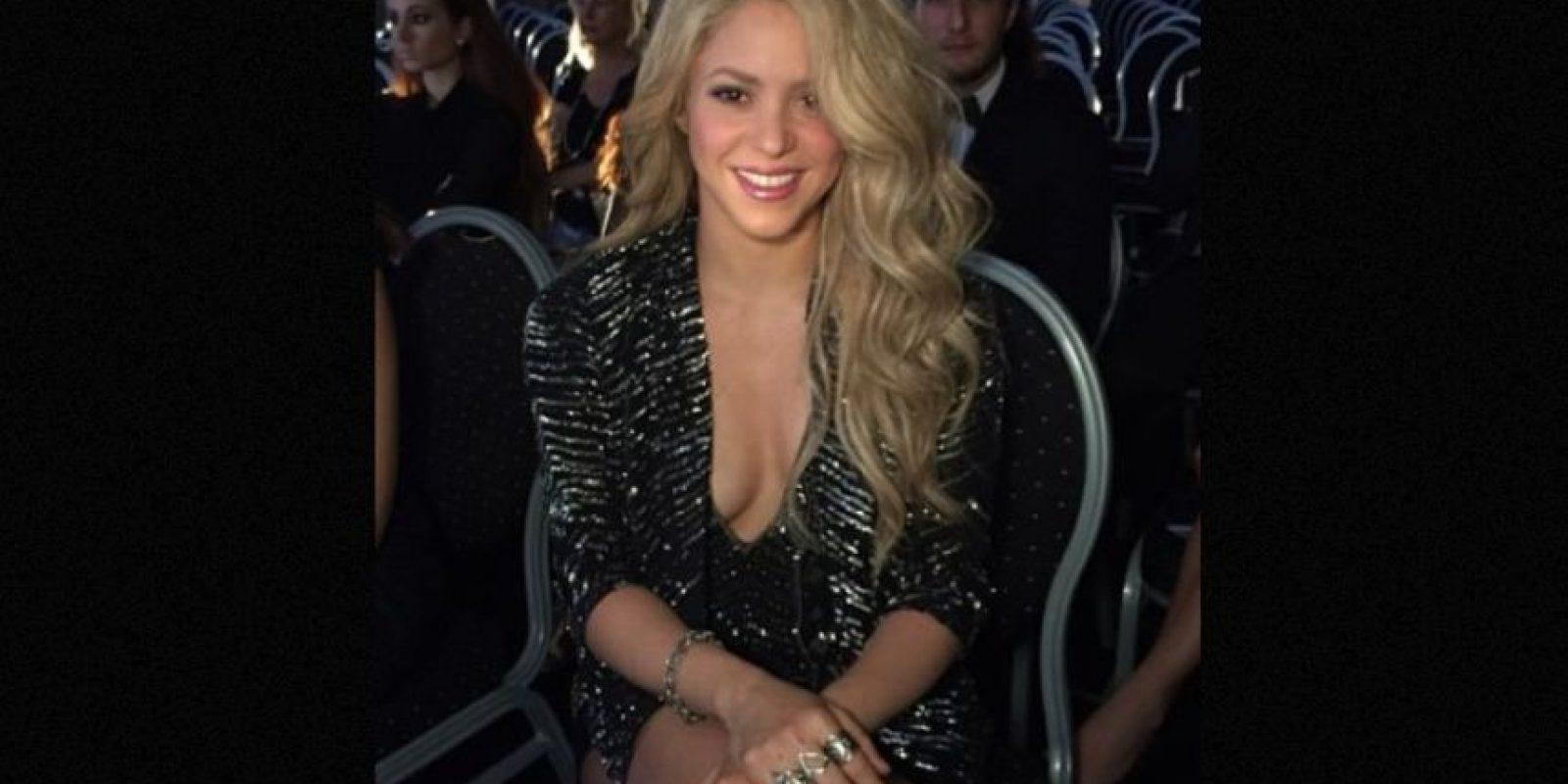 Foto:Instagram/Shakira