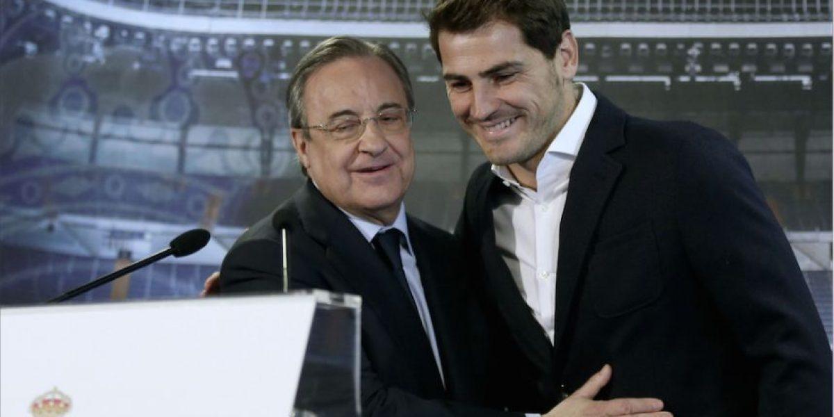 Florentino Pérez viajará a China para resolver otro