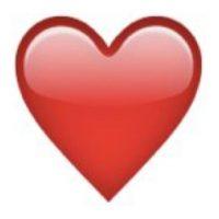 1- Compartido 575 mil 381 ocasiones. Foto:emojipedia.org