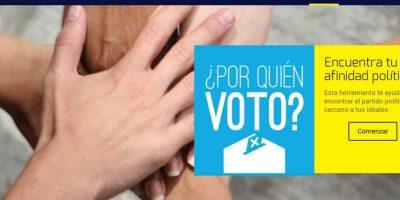 Lanzan plataforma para conocer postura de partidos políticos en temas de coyuntura