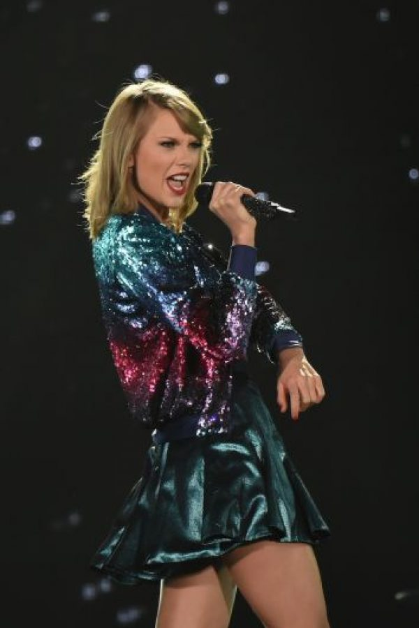"""En días anteriores, la revista """"Forbes"""" reconoció a Swift como una de las mujeres más poderosas Foto:Getty Images"""