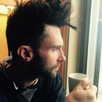 Tras la notica de que Maroon 5 había sido vetado por el gobierno chino, Adam Levine sorpredió a sus fans con una fotografía. Foto:Instagram/AdamLevine