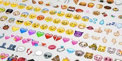 Los emojis son utilizados en alredor del 50% de las publicaciones en Instagram. Foto:Pinterest