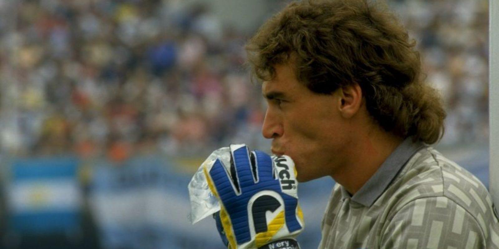 Fue portero del River campeón de 1986 y en 2002 llevó al Olimpia de Paraguay al título Foto:Twitter