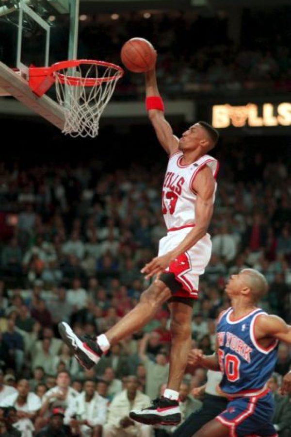 Se retiró del basquetbol en 2008. Foto:Getty Images