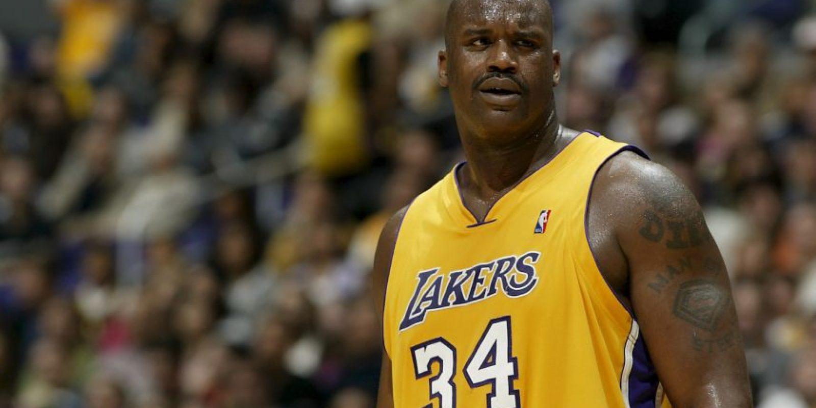 Se retiró del baloncesto en 2011. Foto:Getty Images