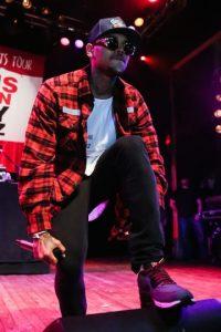 Chris Brown y su representante no pudieron abordar el avión privado que los esperaba en Filipinas. Foto:Getty Images