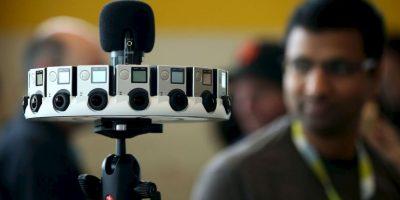 Que son empleadas principalmente para grabaciones y toma de fotografías de deportes extremos Foto:Getty Images