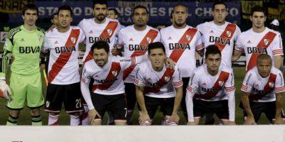 """Los """"Millonarios"""" empataron 1-1 con Guaraní en el duelo de vuelta de semifinales. Foto:AP"""