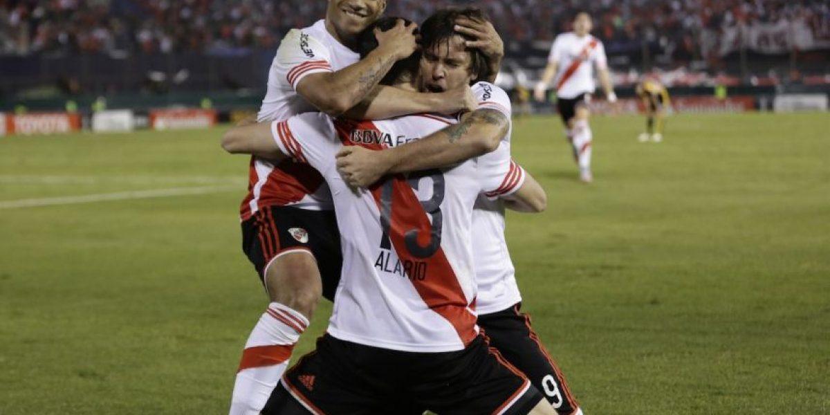 River Plate es el primer finalista de la Copa Libertadores