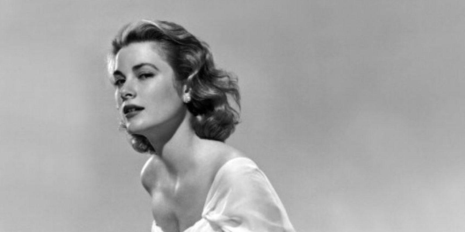Y quiere ser actriz, como su abuela. Foto:vía Getty Images