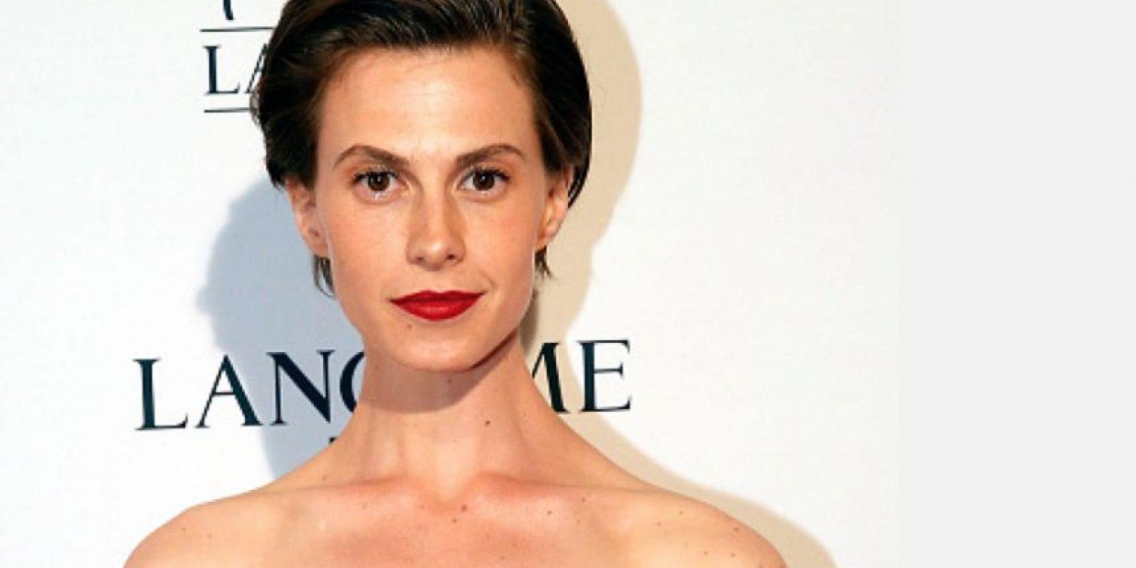 Elettra Wiedemann es hija de Isabella Rosellinni. Foto:vía Getty Images