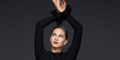 Firmó contrato con la agencia Storm Model Management. Foto:vía Harper´s Bazaar