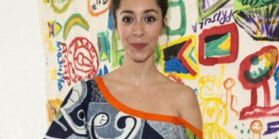 """Oona tiene 29 años y es políglota. Es bailarina de flamenco y apareció en """"Game of Thrones"""" (le dieron una muerte horrible en la tercera temporada, en """"La Boda Roja""""). Foto:vía Getty Images"""