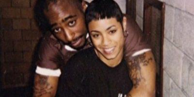 Era muy amiga del rapero Tupac Shakur. Foto:vía Twitter/Jada Pinkett Smith