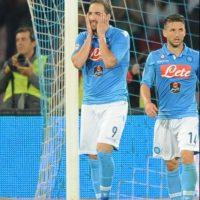 El delantero pertenece al Nápoles de Italia Foto:AFP