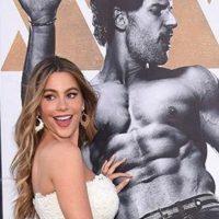 """En 1995 participó en la telenovela mexicana """"Acapulco, cuerpo y alma"""" junto a su compatriota Marcelo Cezán Foto:Vía instagram.com/sofiavergara/"""