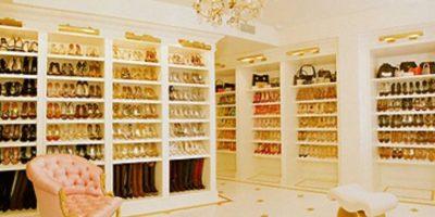 Cuenta con unos mil pares de zapatos Foto:Vía instagram.com/mariahcarey/