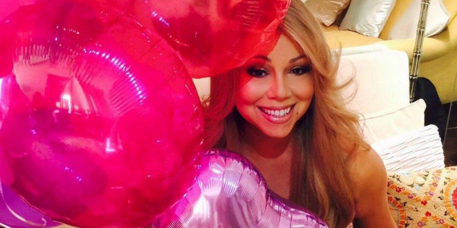 Mariah Carey Foto:Vía instagram.com/mariahcarey/
