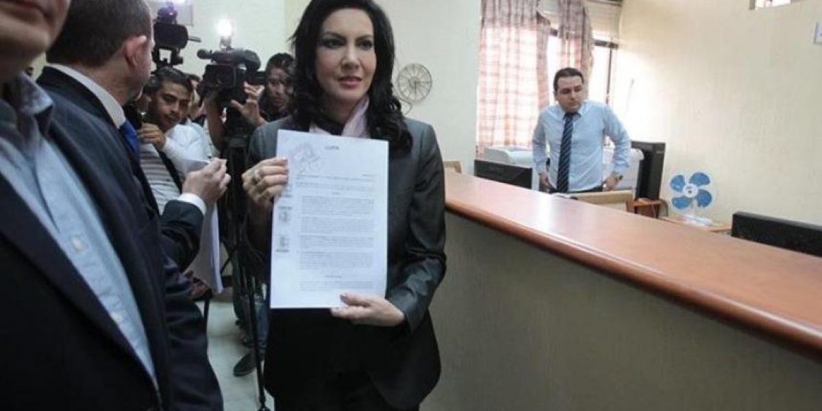 Hija de Ríos Montt es amparada por la Corte Suprema de Justicia