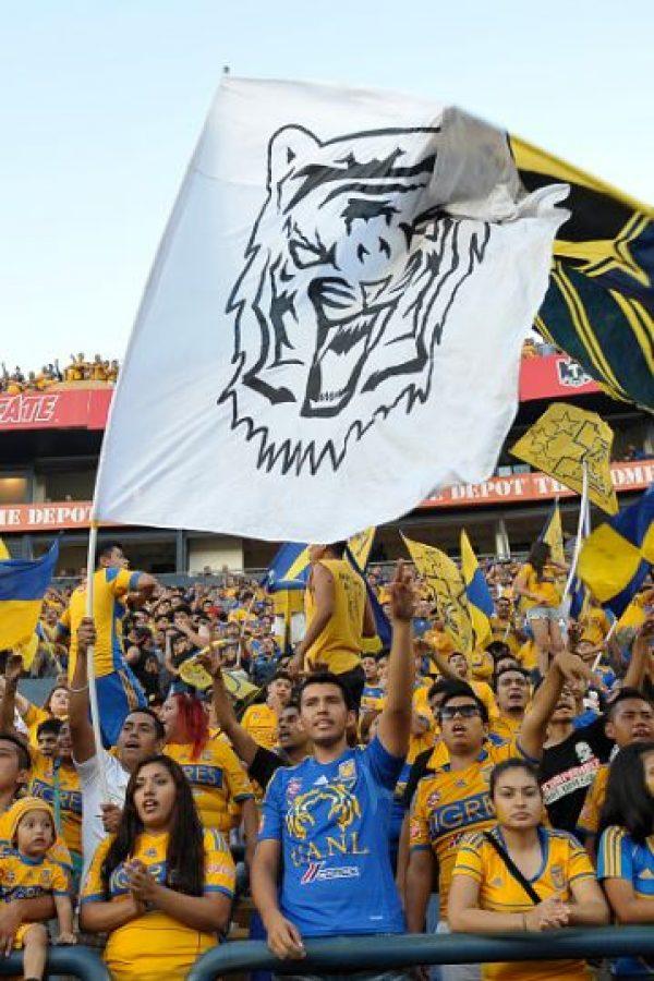 Y en semifinales se impuso al Inter de Porto Alegre. Foto:Getty Images