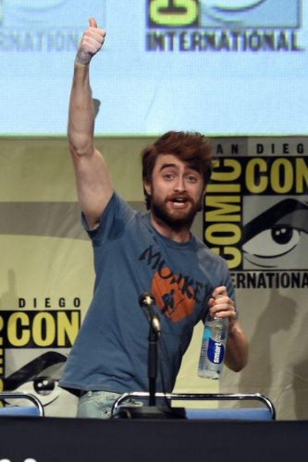 """En la Comic Con de San Diego de 2014, se disfrazó de """"Spiderman"""" y se coló entre los fans sin ser reconocido. Foto:Getty Images"""