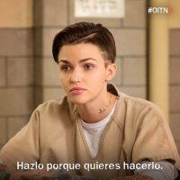 """En la serie interpreta el papel de """"Stella Carlin"""". Foto:Facebook/OITNB"""