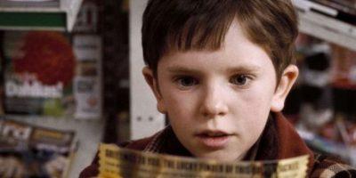 """Freddie Highmore es """"Charlie"""" Foto:IMDb"""