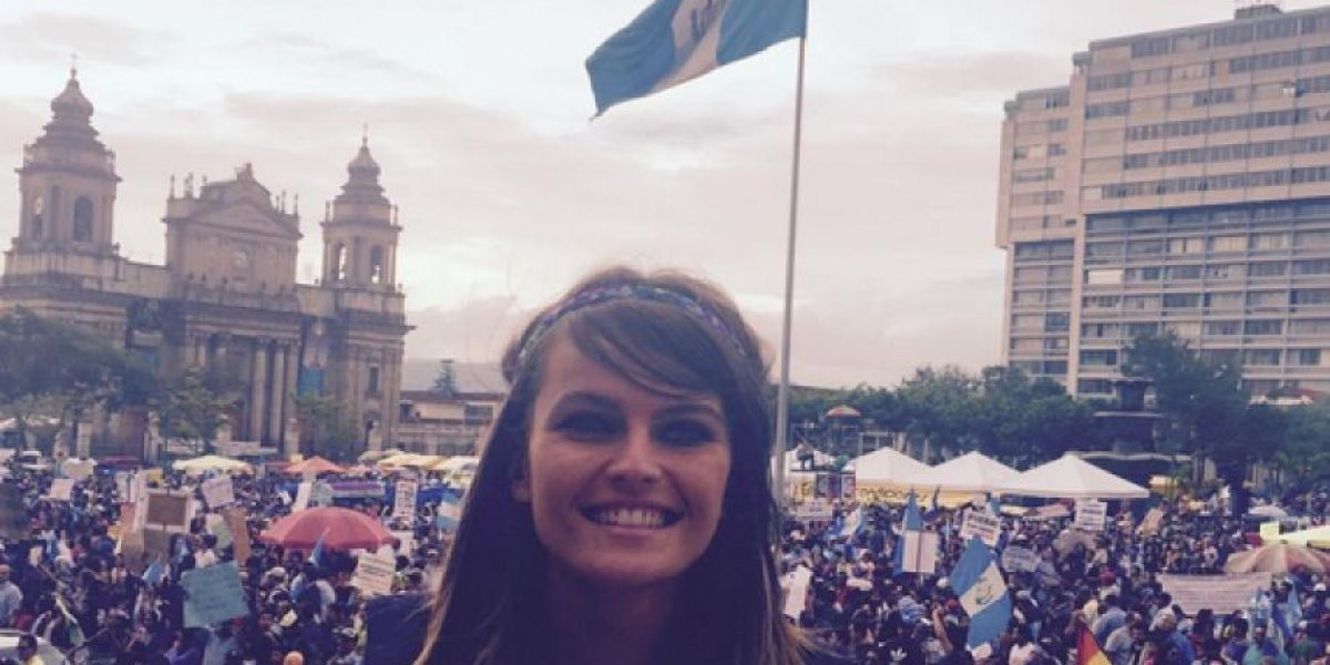 VIDEO. Gloria Álvarez exige a los políticos que realicen este test
