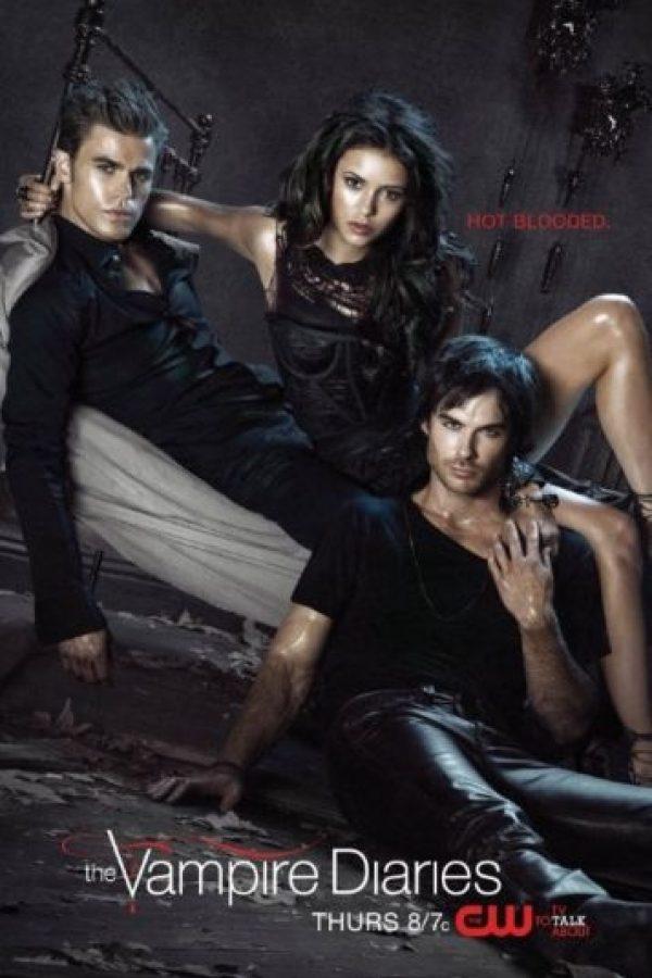 """""""The Vampire Diaries"""" Foto:IMDb"""