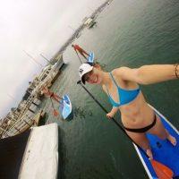 Ella forma parte de Estados Unidos, la selección que terminó segunda del Grupo B Foto:Vía instagram.com/nmf5013