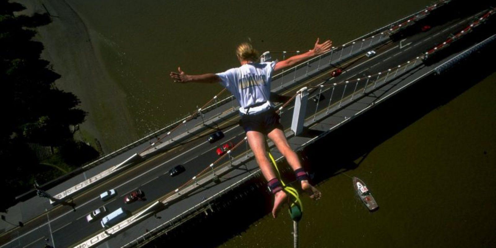 Ella estaba de visita en España y aventarse de nuevo. Foto:Getty Images