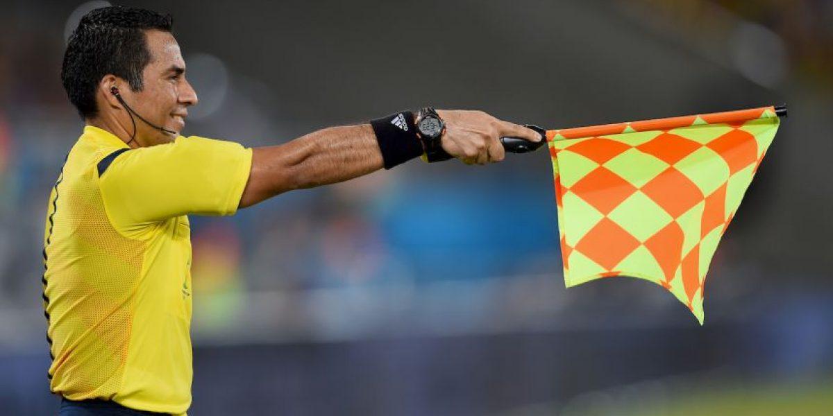 6 escándalos arbitrales en el fútbol internacional