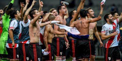 River Plate será el representante de Conmebol en el Mundial de Clubes de la FIFA. Foto:Getty Images