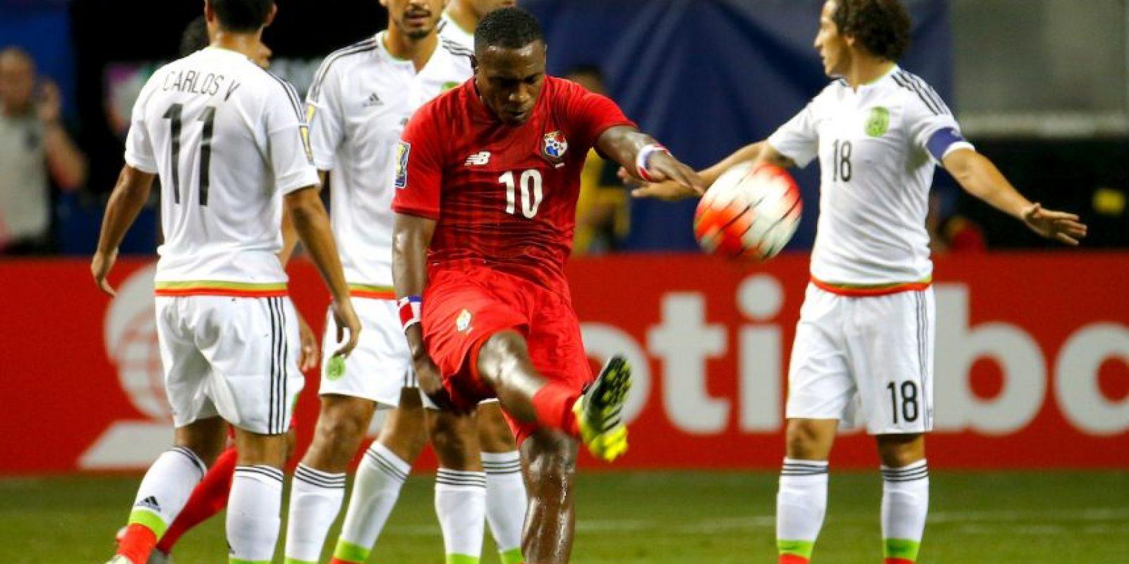 """El """"Tri"""" venció 2-1 a los panameños y avanzó a la final Foto:Getty Images"""