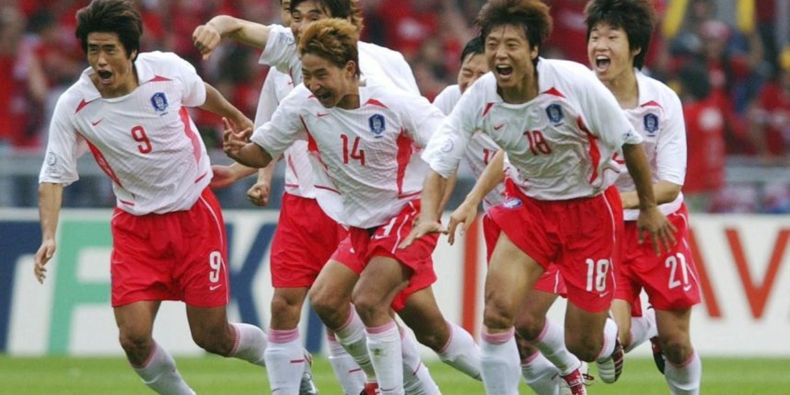 2. Corea del Sur vs. España Foto: Getty Images