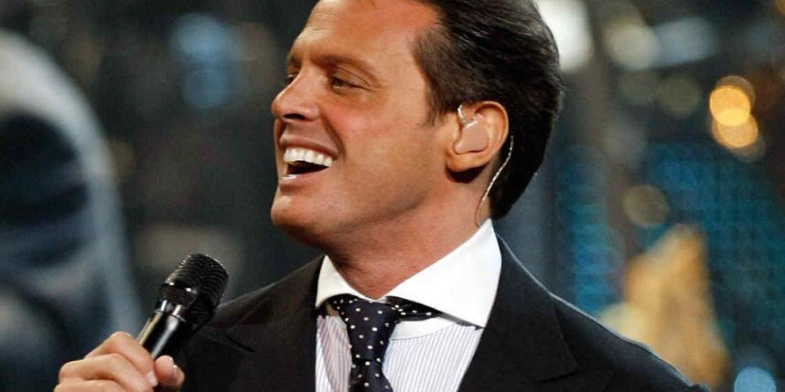 Y Luismi. Foto:vía Getty Images