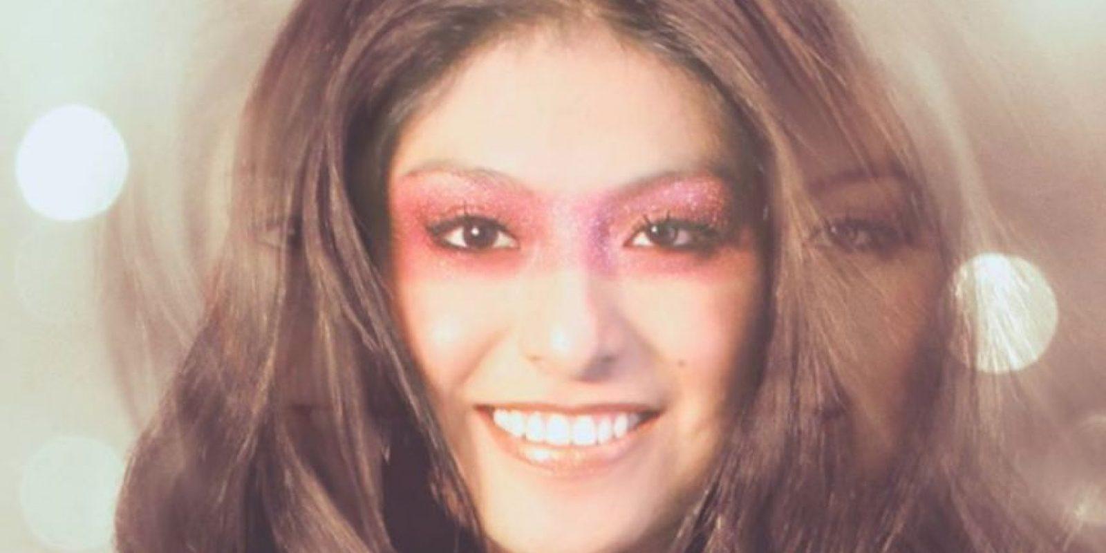 """Wendy Sulca se hizo famosa a sus 8 años con """"La Tetita"""". Foto:vía Wendy Sulca/Facebook"""