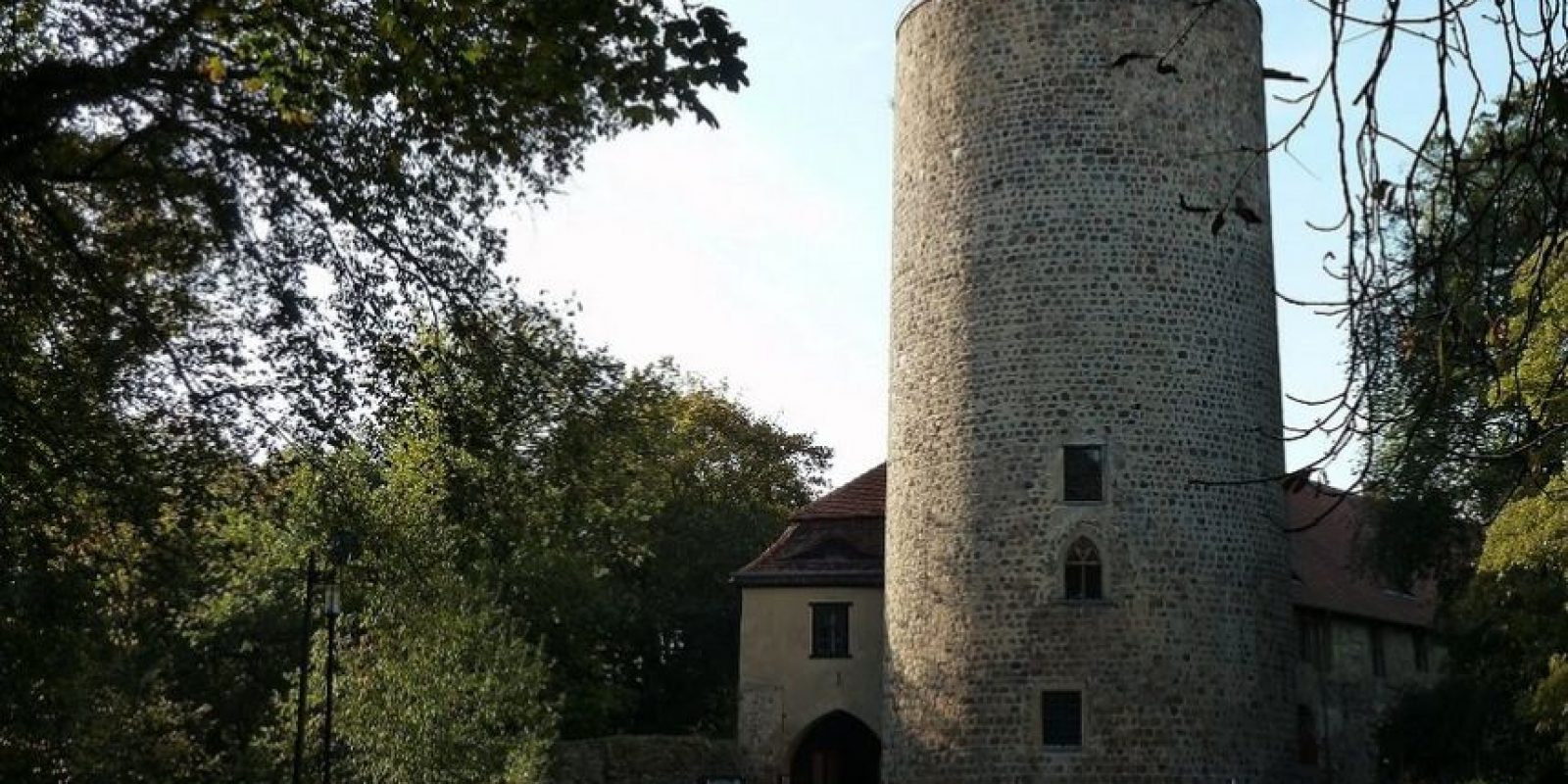 10. Burg Rabenstein en Flaming, Alemania. Foto: panoramio