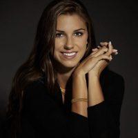 Está graduada de Economía Política por la Universidad de Berkeley. Foto:Vía instagram.com/alexmorgan13