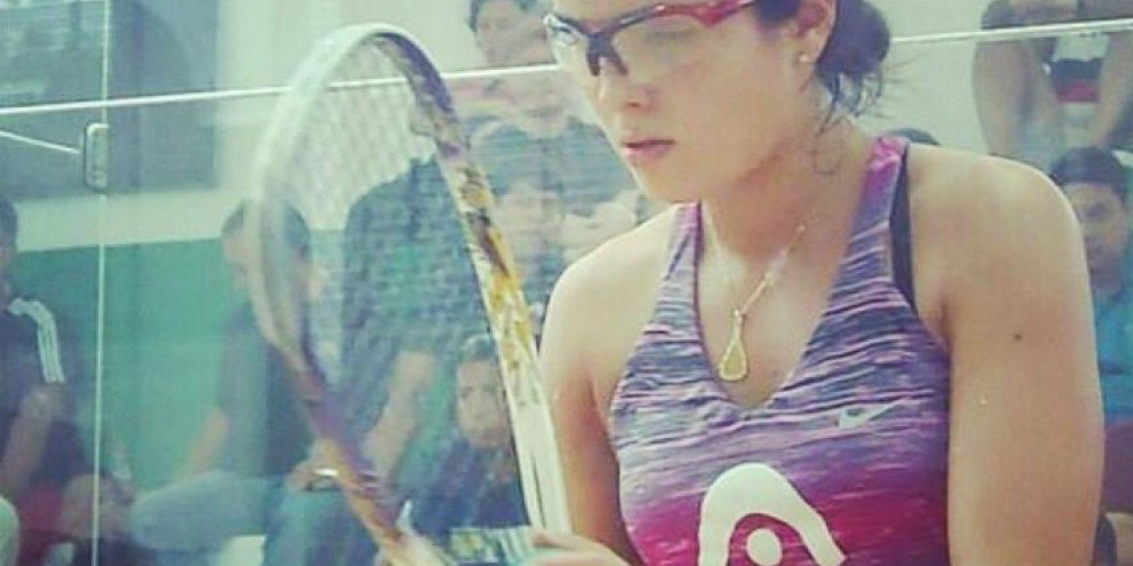 Se trata de María José Vargas Foto:Vía facebook.com/ProMaJo