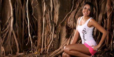 Modelo argentina triunfa en el racquetbol de los Juegos Panamericanos 2015
