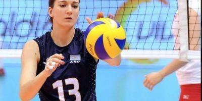 7 guapas voleibolistas que roban suspiros en los Panamericanos 2015