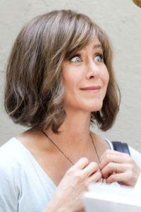 9. La actriz Jennifer Aniston Foto:Vía Twitter
