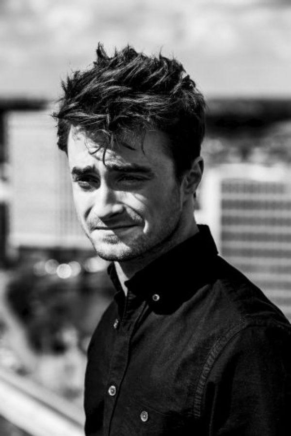 """Utilizó 160 pares de gafas a lo largo de todas las películas de """"Harry Potter"""" Foto:vía plus.google.com/+DanielRadcliffe"""