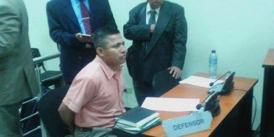 Seguridad de Edgar Barquín queda con arresto domiciliario